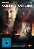 Varg Veum DVD Cover © edel:Motion