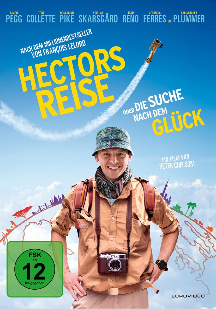 Hectors Reise oder die Suche nach dem Glück (Spielfilm, DVD/Blu-ray)