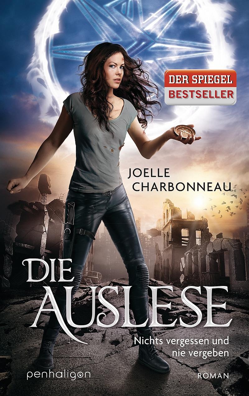 Joelle Charbonneau – Die Auslese, Band 2: Nichts vergessen und nie vergeben (Buch)