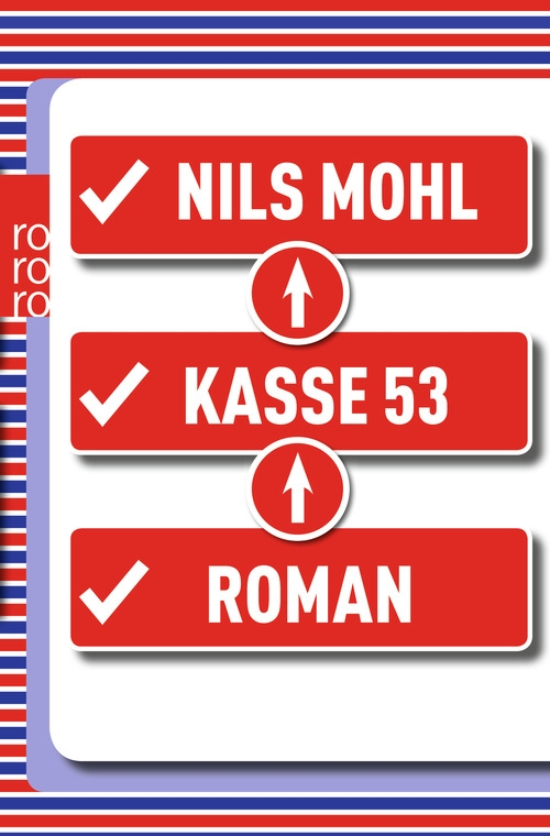 Nils Mohl – Kasse 53 (Buch)