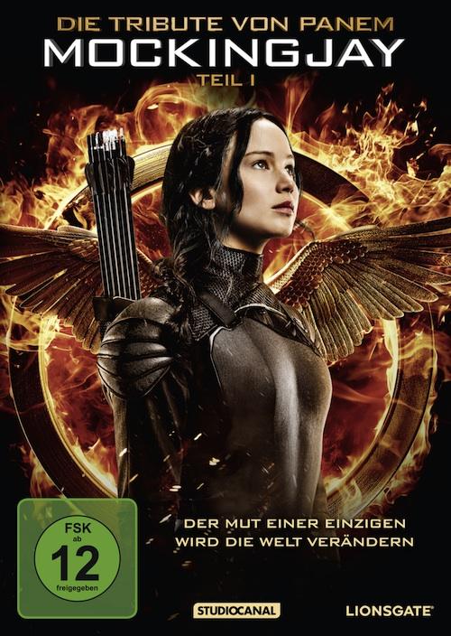 Die Tribute von Panem – Mockingjay Teil 1 (Spielfilm, DVD/Blu-ray)