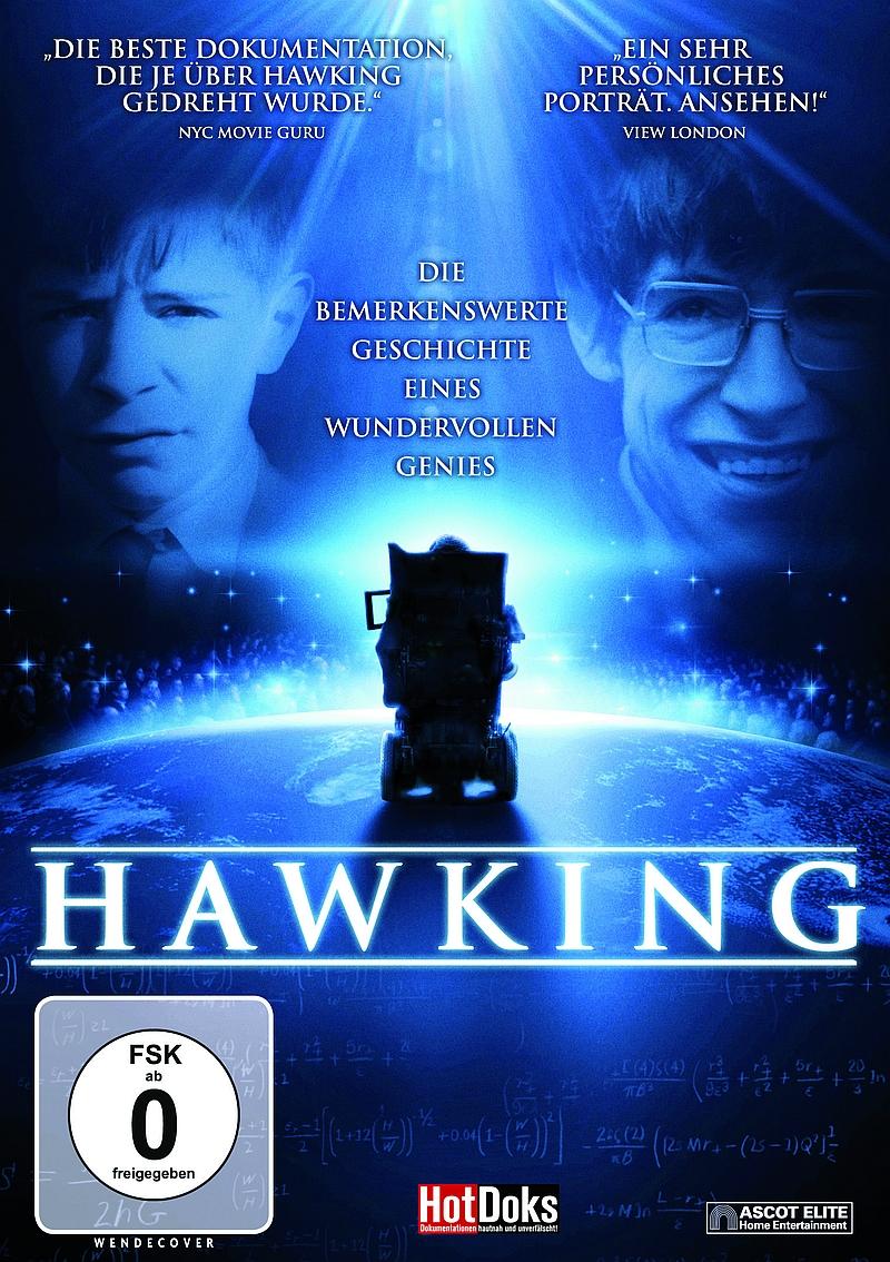 Hawking – Die Entdeckung der Unendlichkeit (Film, DVD/Blu-ray)