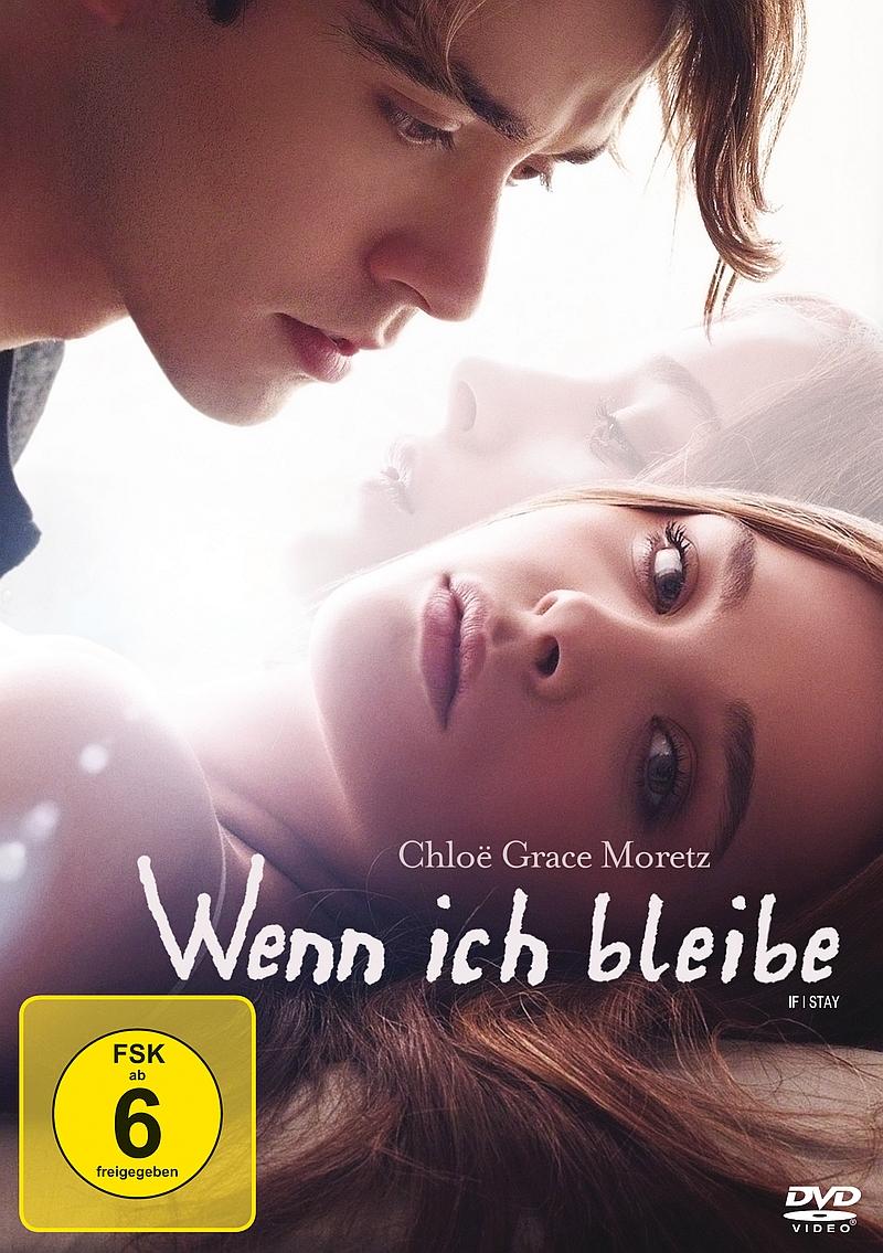 Wenn ich bleibe (Spielfilm, DVD/Blu-ray)
