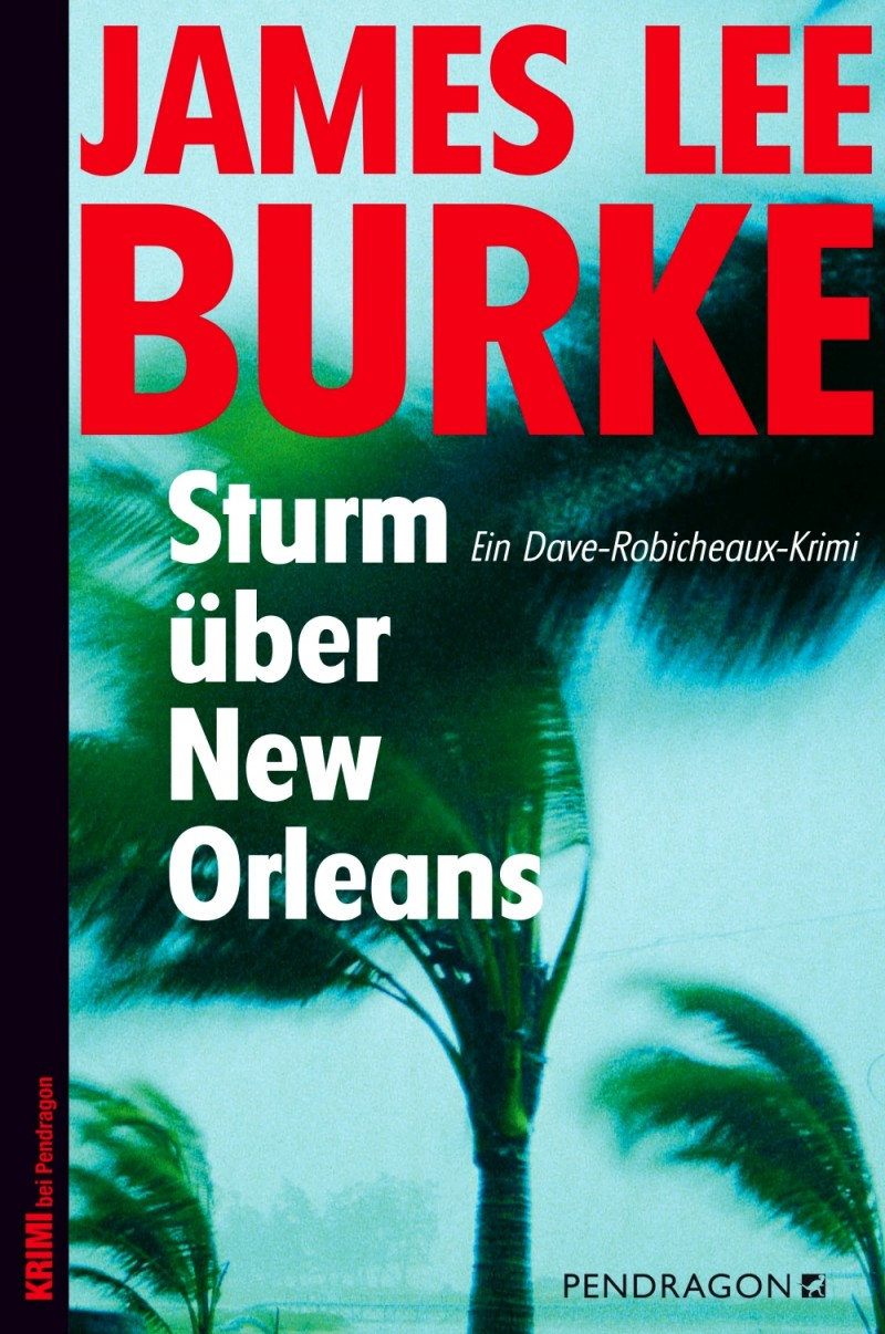 James Lee Burke – Sturm über New Orleans (Buch)