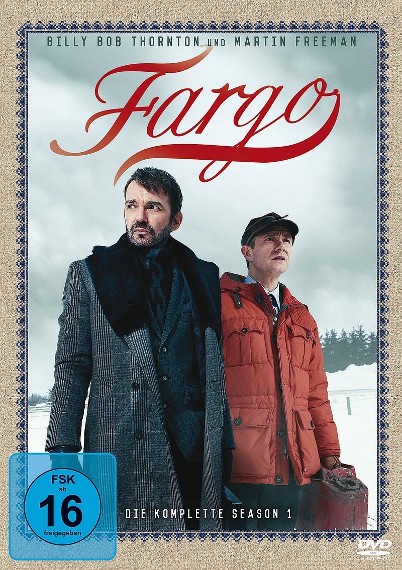 Fargo – Staffel 1 (Serie, 4DVD/3BD)