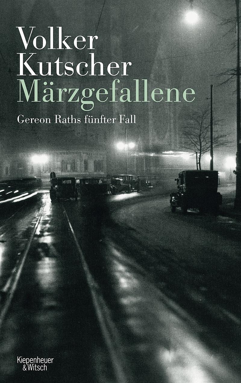 Volker Kutscher – Märzgefallene (Buch)