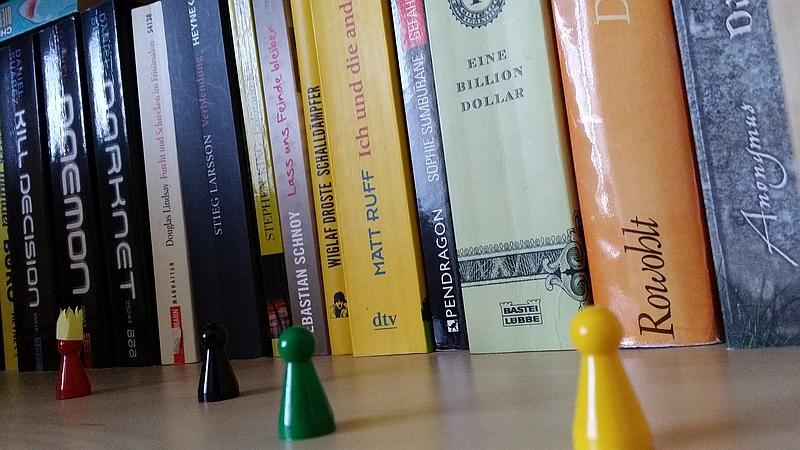 Lesechallenges, Lesemarathons – Leseleidenschaft?