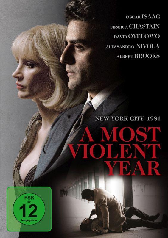 A Most Violent Year (Spielfilm, DVD/BluRay)