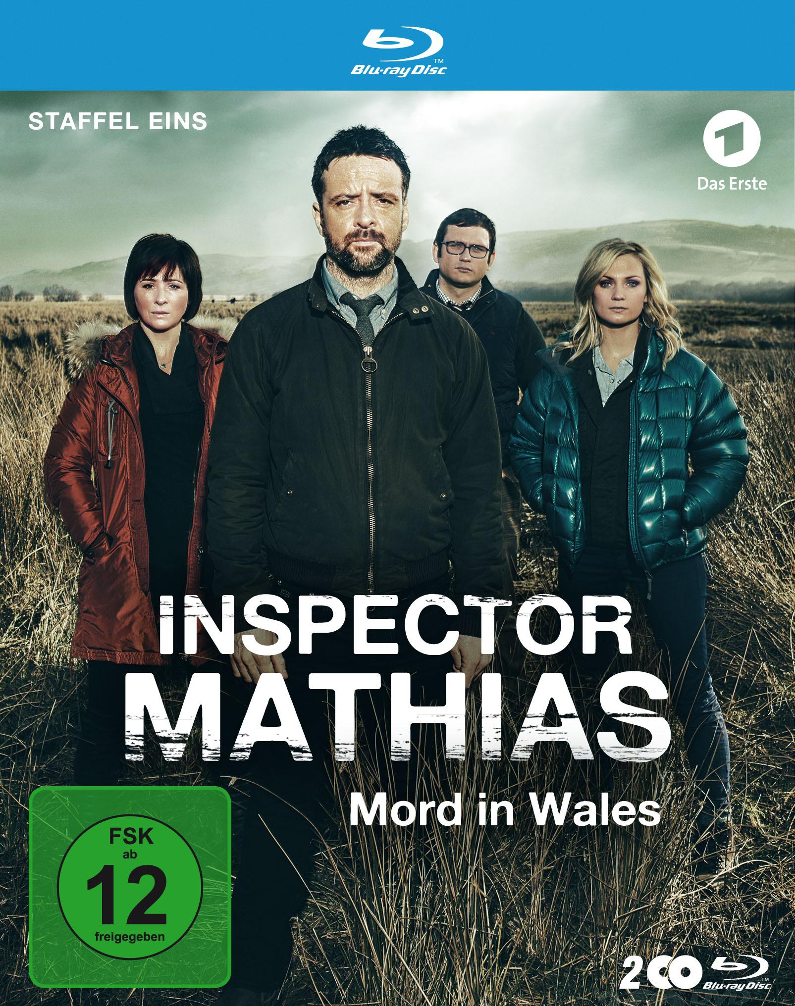 Inspector Mathias – Mord in Wales (TV-Serie, DVD/Blu-Ray)