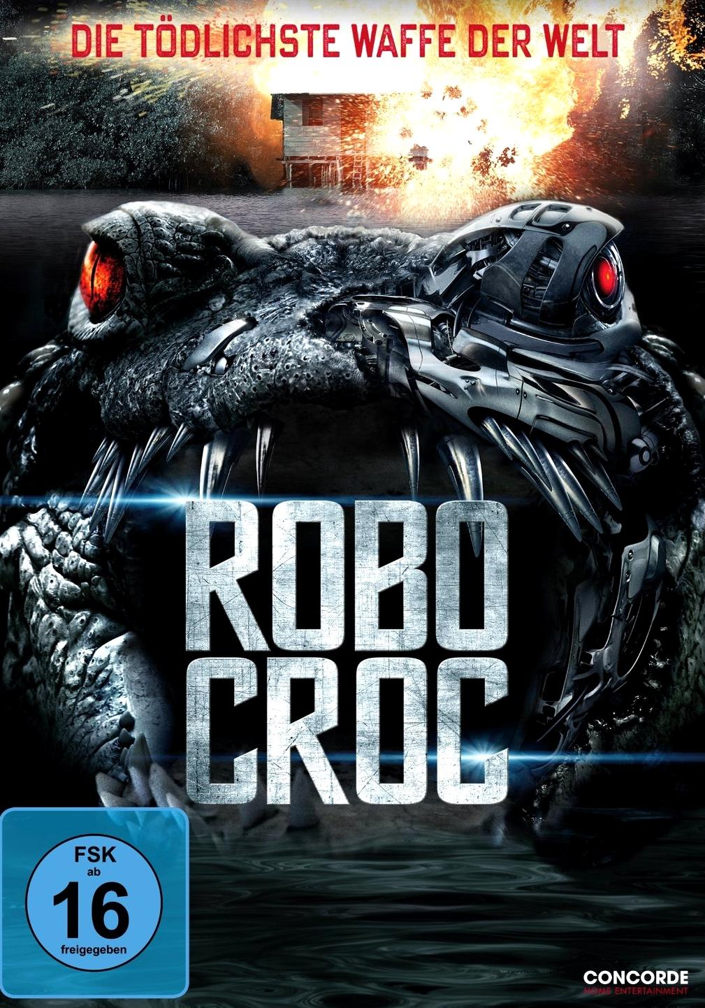 Robocroc (Spielfilm, DVD/BluRay)