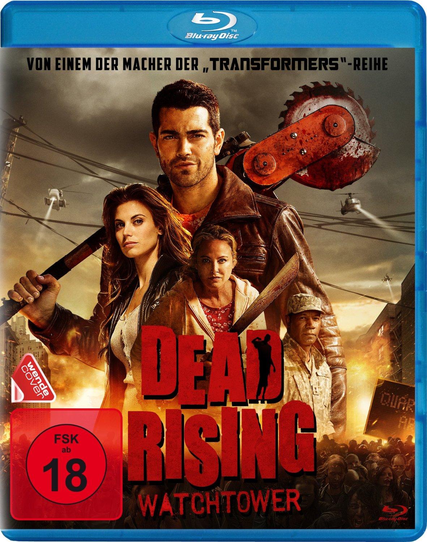 Dead Rising – Watchtower (Spielfilm, DVD/Blu-Ray)