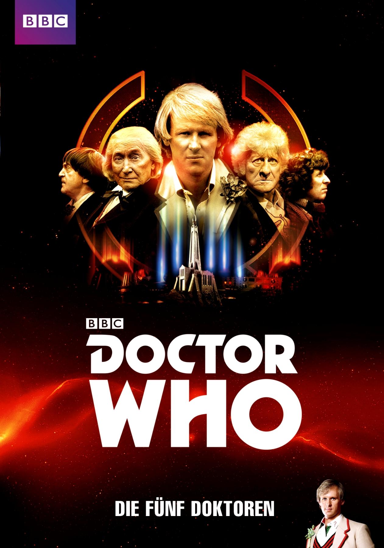 Doctor Who – Die fünf Doktoren (TV-Serie, DVD)