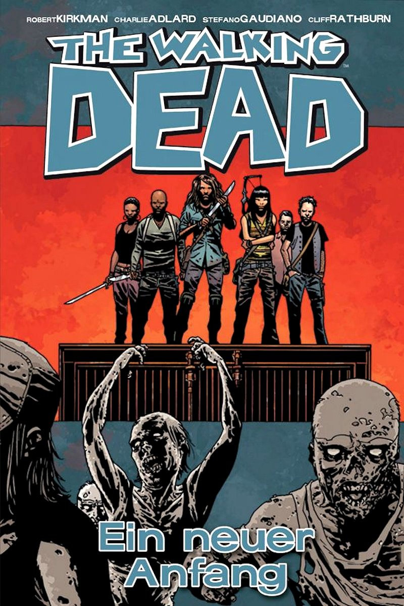 The Walking Dead: Ein neuer Anfang (Graphic Novel, Buch)