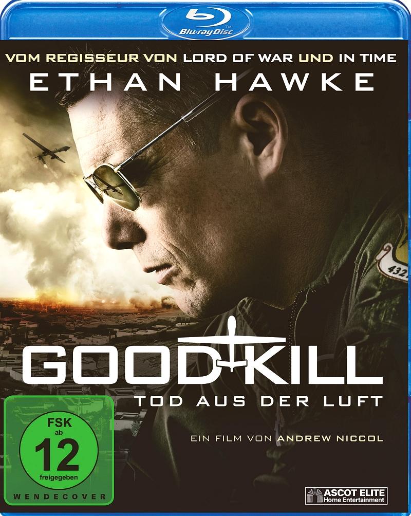 Good Kill – Tod aus der Luft (Spielfilm, DVD/Blu-Ray)