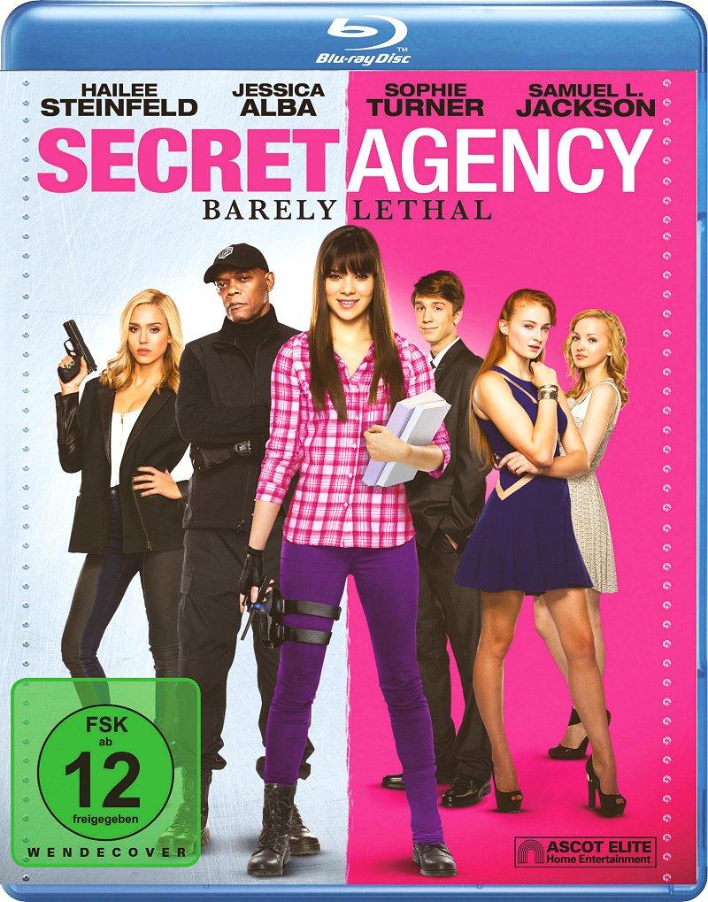 Secret Agency – Barely Lethal (Spielfilm, DVD/Blu-Ray)