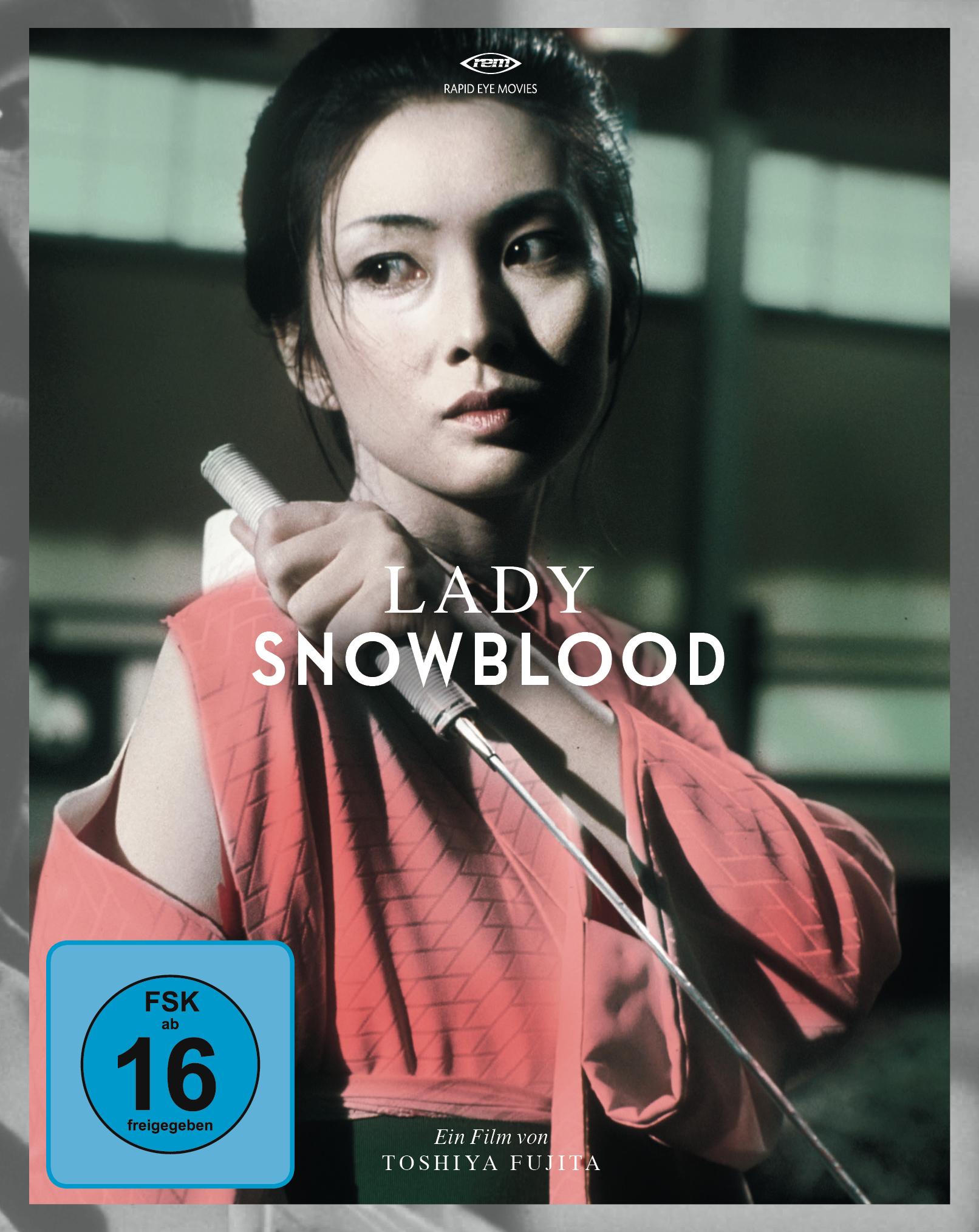 Lady Snowblood (Spielfilm, DVD/Blu-ray)