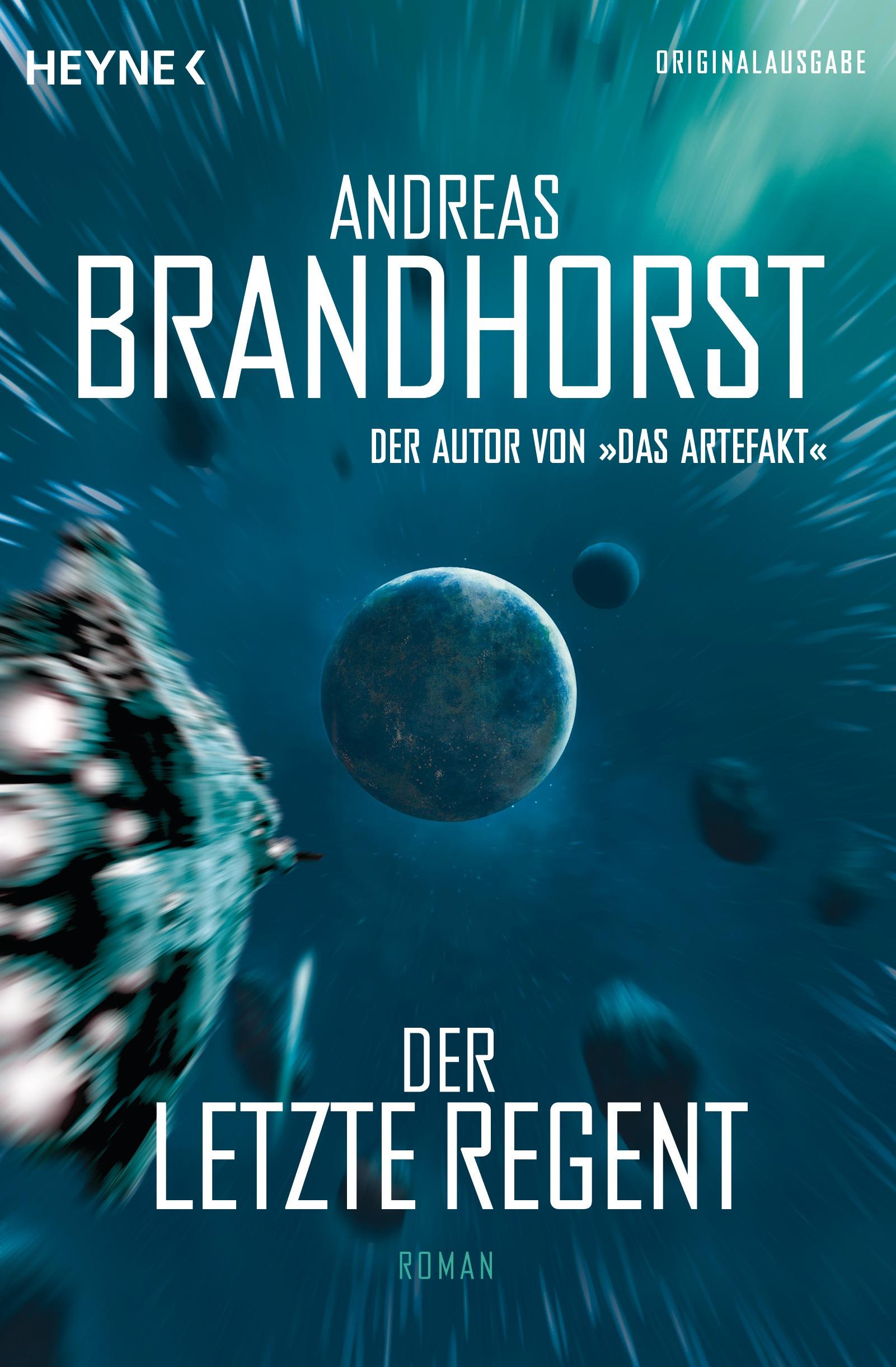 Andreas Brandhorst – Der letzte Regent (Buch)