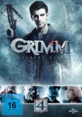 Grimm Staffeö 4 (Cover © Universal Pictures Home Entertainment)