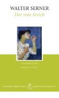 Walter Serner - Der rote Strich (Cover © Manesse Verlag Zürich)