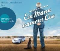 Ein Mann namens Ove Hörbuch - Cover © argon hörbuch