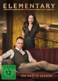 Elementary Staffel 3 (DVD-Cover © Paramount)
