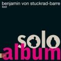 Benjamin von Stuckrad-Barre liest Soloalbum