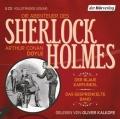Arthur Conan Doyle – Die Abenteuer des Sherlock Holmes, Folge 4 (Hörbuch, gelesen von Oliver Kalkofe)