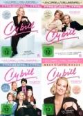 Cybill – Staffeln 1 – 4 (Sitcom, DVD)