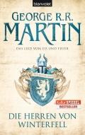 George R. R. Martin – Das Lied von Eis und Feuer (Buch) – Die Herren von Winterfell (Band 1) & Das Erbe von Winterfell (Band 2)