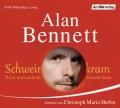 Alan Bennett – Schweinkram: Zwei unziemliche Geschichten (Hörbuch, gelesen von Christoph Maria Herbst)