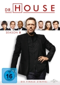 Dr. House – Staffel 8 (Serie, 6DVD)
