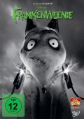 Frankenweenie (Spielfilm, DVD/Blu-Ray)