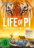 Life Of Pi - Spielfilm DVD (c) 20th Century Fox