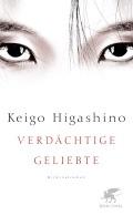 Keigo Higashino - Verdächtige Geliebte (Buch)
