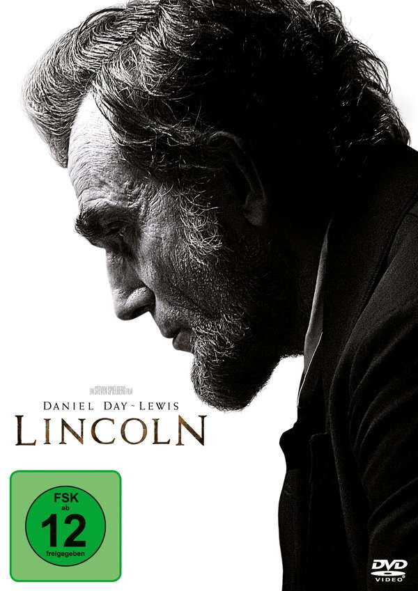 Lincoln DVD Cover