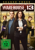 Warehouse 13 - Staffel 3 (3DVD)