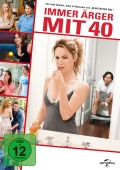 Immer Ärger mit 40 DVD Cover © Universal Pictures/Panorama Entertainment