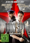 Iron Spy DVD Cover © Tiberius Film