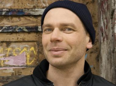 Wolfgang Herrndorf - Pressefoto © Mathias Mainholz