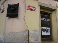 Kafkas Geburtshaus