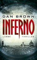 Dan Brown - Inferno (Buch) Cover © Lübbe