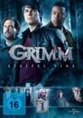Grimm - Staffel 1 (TV Serie) DVD Cover groß © Universal Pictures Home Entertainment