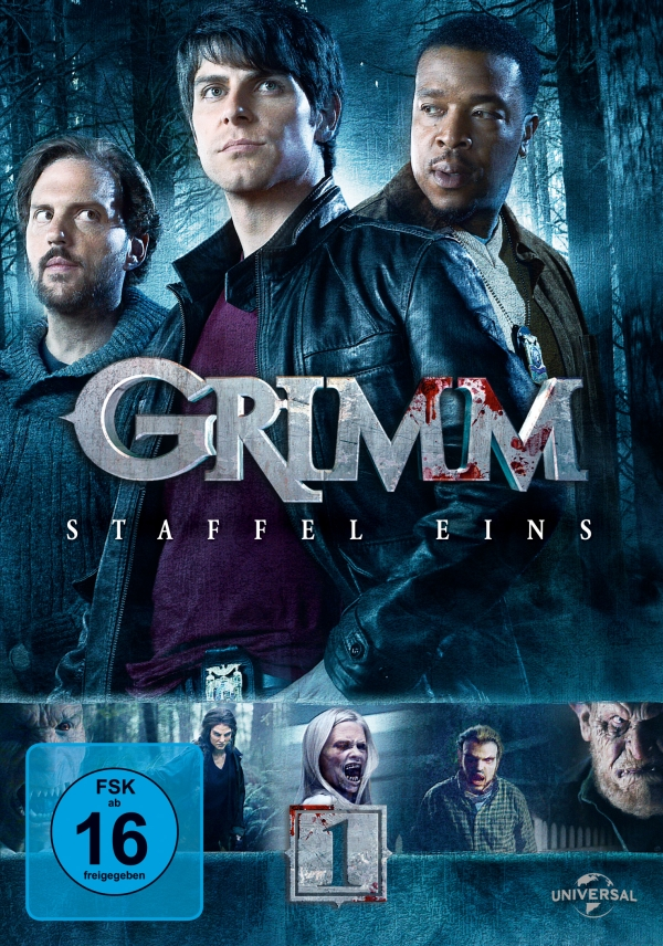Grimm – Staffel 1 (TV-Serie, DVD/Blu-Ray)