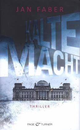 Jan Faber – Kalte Macht (Buch)
