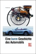 Thomas Lang – Eine kurze Geschichte des Automobils (Buch)