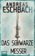 Andreas Eschbach - Das schwarze Messer E-Book Cover © Lübbe Digital