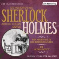 Arthur Conan Doyle - Die Memoiren des Sherlock Holmes Folge 8 Cover © der Hörverlag