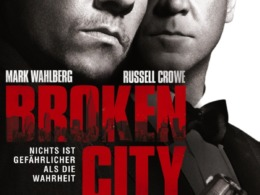 Broken City DVD Cover © Universum Film