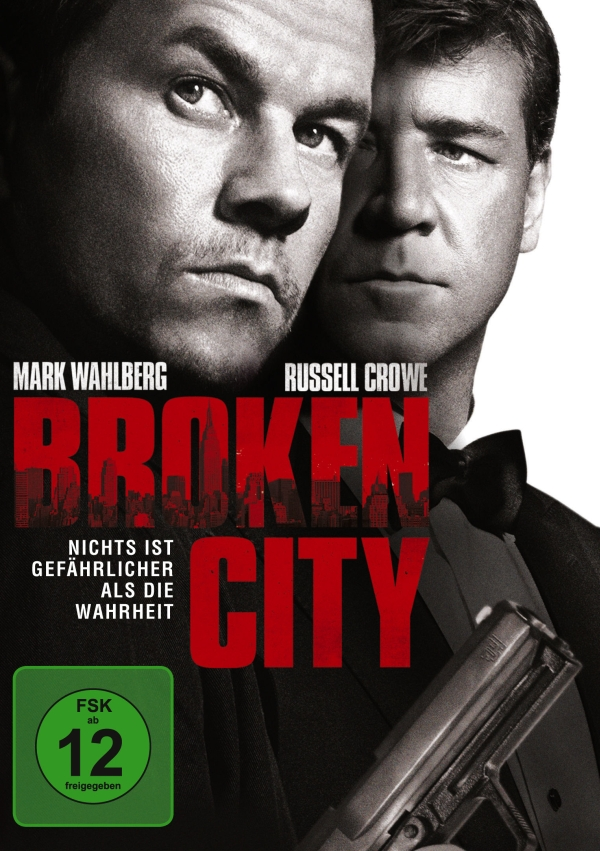 Broken City (Spielfilm, DVD/Blu-Ray)