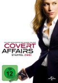 Covert Affairs S2 Cover © Universal Pictures Home Entertainment